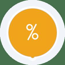 percent-min